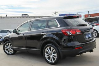 2013 Mazda CX-9 TB10A5 Grand Touring Activematic AWD Black 6 Speed Sports Automatic Wagon