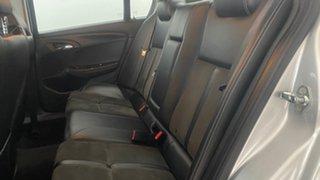 2015 Holden Commodore VF II SV6 Silver 6 Speed Automatic Sedan