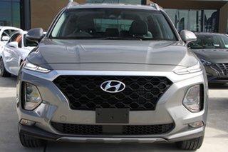 2018 Hyundai Santa Fe DM5 MY18 Active Grey 6 Speed Sports Automatic Wagon.