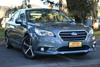 2016 Subaru Liberty B6 MY17 2.5i CVT AWD Grey 6 Speed Constant Variable Sedan.