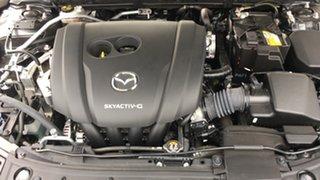 2020 Mazda 3 BP2SL6 G25 SKYACTIV-MT Evolve Machine Grey 6 Speed Manual Sedan