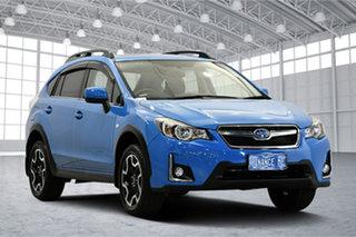 2016 Subaru XV G4X MY16 2.0i-L AWD Blue 6 Speed Manual Wagon.