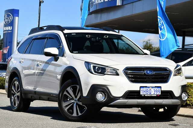 Used Subaru Outback B6A MY20 2.5i CVT AWD Premium Melville, 2020 Subaru Outback B6A MY20 2.5i CVT AWD Premium Crystal White 7 Speed Constant Variable Wagon