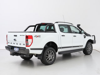 2017 Ford Ranger PX MkII MY17 FX4 Special Edition White 6 Speed Automatic Double Cab Pick Up