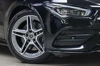 2019 Mercedes-Benz CLA-Class C118 809MY CLA200 D-CT Cosmos Black 7 Speed