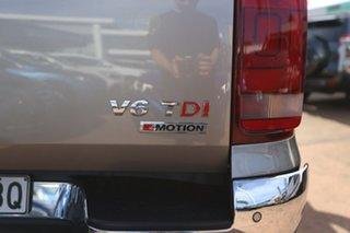 2018 Volkswagen Amarok 2H MY18 V6 TDI 550 Highline Bronze 8 Speed Automatic Dual Cab Utility
