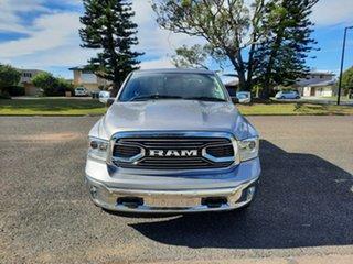 2020 Ram 1500 Laramie Crew Cab SWB Billet Silver 8 Speed Automatic Utility.