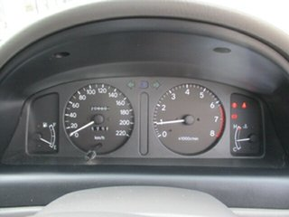 2001 Toyota Corolla AE112R Ascent 4 Speed Automatic Sedan