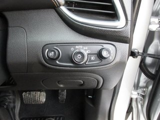 2018 Holden Trax TJ MY18 LTZ Silver 6 Speed Automatic Wagon