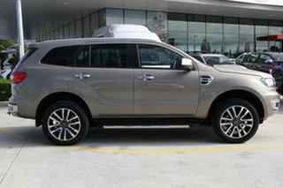 2019 Ford Everest UA II 2019.00MY Titanium Bronze 10 Speed Sports Automatic SUV