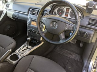 2011 Mercedes-Benz B-Class W245 MY11 B180 Grey 1 Speed Constant Variable Hatchback