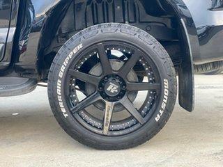2016 Holden Colorado Z71 Black Sports Automatic Dual Cab Utility