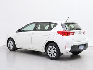 2012 Toyota Corolla ZRE152R MY11 Ascent White 4 Speed Automatic Sedan