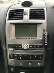 2006 Ford Fairmont BF Mk II Green 4 Speed Sports Automatic Sedan