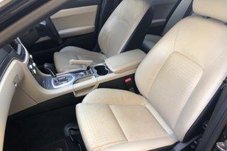 2012 Holden Calais VE II MY12 V Black 6 Speed Sports Automatic Sedan
