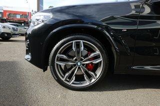 2020 BMW X3 G01 M40I Black Sapphire 8 Speed Auto Steptronic Sport Wagon.