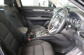 2018 Mazda CX-5 KF4WLA Maxx SKYACTIV-Drive i-ACTIV AWD Sport Blue 6 Speed Sports Automatic Wagon