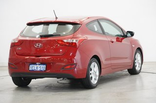 2013 Hyundai i30 GD SE Coupe Red 6 Speed Sports Automatic Hatchback