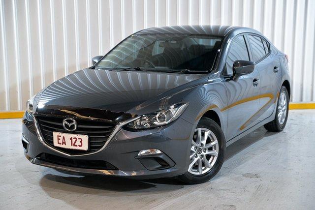 Used Mazda 3 BM5278 Neo SKYACTIV-Drive Hendra, 2016 Mazda 3 BM5278 Neo SKYACTIV-Drive Grey 6 Speed Sports Automatic Sedan