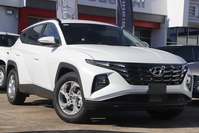 New Hyundai Tucson NX4.V1 MY22 2WD Totness, 2021 Hyundai Tucson NX4.V1 MY22 2WD White Cream 6 Speed Automatic Wagon