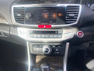 2014 Honda Accord V6L White Sports Automatic Sedan