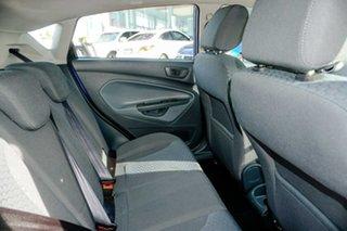 2013 Ford Fiesta WT Zetec PwrShift Blue 6 Speed Sports Automatic Dual Clutch Hatchback