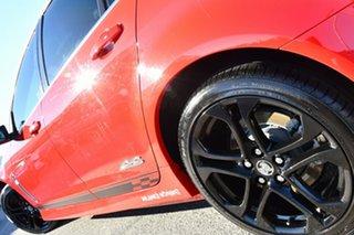 2014 Holden Commodore VF MY15 SS V Redline Red 6 Speed Manual Sedan