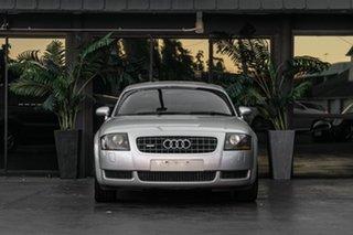 2005 Audi TT MY2005 Quattro Silver 6 Speed Manual Coupe.