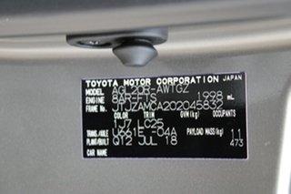 2018 Lexus RX AGL20R RX300 F Sport Billet Silver 6 Speed Sports Automatic Wagon