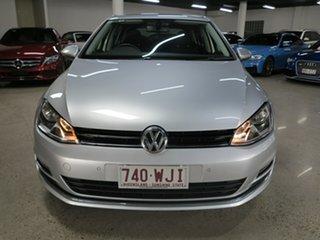 2013 Volkswagen Golf VII MY14 110TDI DSG Highline Silver 6 Speed Sports Automatic Dual Clutch.