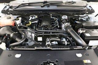 2016 Ford Ranger PX MkII MY17 XL 3.2 Plus (4x4) White 6 Speed Automatic Crew Cab Utility