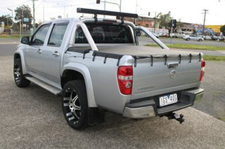 2009 Holden Colorado RC MY10 LT-R (4x2) Silver 4 Speed Automatic Crew Cab Pickup