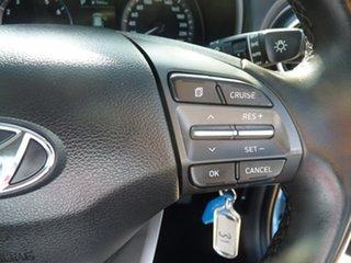 2019 Hyundai Kona OS.2 MY19 Active 2WD Blue Lagoon 6 Speed Sports Automatic Wagon