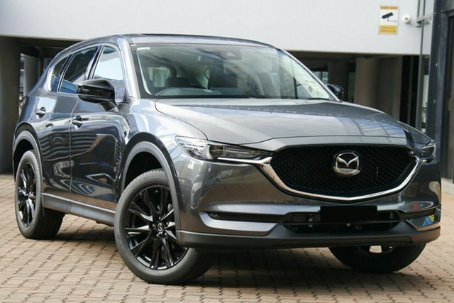 New Mazda CX-5 KF4WLA GT SKYACTIV-Drive i-ACTIV AWD SP Liverpool, 2021 Mazda CX-5 KF4WLA GT SKYACTIV-Drive i-ACTIV AWD SP Polymetal Grey 6 Speed Sports Automatic