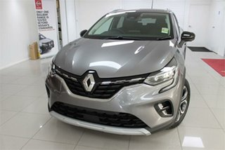 2021 Renault Captur JB Intens Oyster Grey 7 Speed Sports Automatic Dual Clutch Hatchback