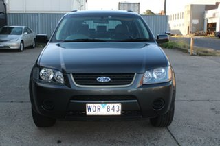 2008 Ford Territory SY SR (RWD) Grey 4 Speed Auto Seq Sportshift Wagon.