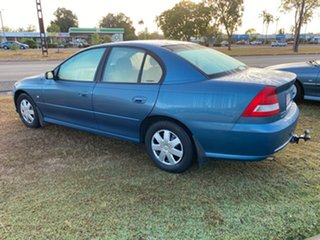 2005 Holden Commodore VZ Executive Blue 4 Speed Automatic Sedan