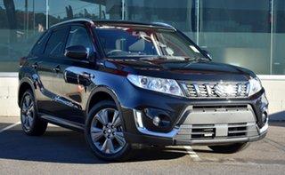 2021 Suzuki Vitara LY Series II 2WD Cosmic Black 6 Speed Sports Automatic Wagon.