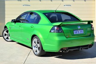 2007 Holden Commodore VE SS V Green 6 Speed Sports Automatic Sedan