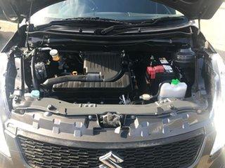2015 Suzuki Swift FZ MY15 GL Navigator Grey 4 Speed Automatic Hatchback