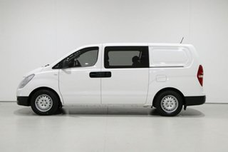 2017 Hyundai iLOAD TQ Series II (TQ3) UPG Crew White 5 Speed Automatic Van