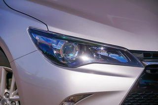 2017 Toyota Camry ASV50R Atara SL Silver 6 Speed Sports Automatic Sedan.