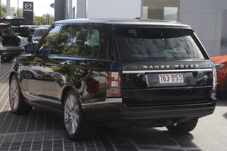 2014 Land Rover Range Rover L405 14.5MY HSE Black 8 Speed Sports Automatic Wagon.