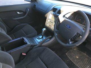 2004 Ford Falcon BA Mk II XT Green 4 Speed Sports Automatic Sedan