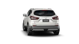 2021 Nissan Qashqai J11 Series 3 MY20 Ti X-tronic Ivory Pearl 1 Speed Constant Variable Wagon