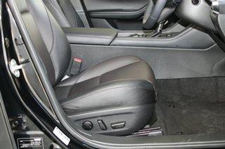 2019 Mazda 3 BP2HLA G25 SKYACTIV-Drive Astina Jet Black 6 Speed Sports Automatic Hatchback