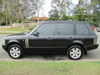 2002 Land Rover Range Rover L322 03MY HSE Blue 5 Speed Automatic Wagon