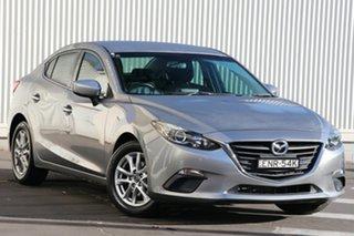 2014 Mazda 3 BM5278 Maxx SKYACTIV-Drive Aluminium 6 Speed Sports Automatic Sedan.