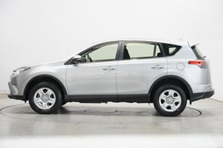 2017 Toyota RAV4 ZSA42R GX 2WD Silver 7 Speed Constant Variable Wagon.