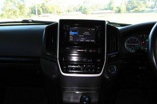 2018 Toyota Landcruiser VDJ200R GXL White 6 Speed Sports Automatic Wagon